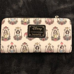 Disney princess loungefly wallet